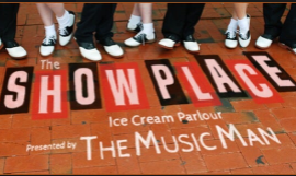 The Show Place Ice Cream Parlour